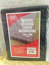 LANDSCAPE WEED CONTROL – 1 METRES WIDE x 10 METRES LONG –GARDENING PLANTING POTS