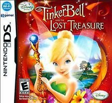 TINKERBELL AND THE LOST TREASURE, NINTENDO DS, VERY NICE!
