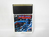 PC-Engine Hu SIDE ARMS Card Only Grafx Import JAPAN Video Game pe