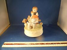 """Mary Had A Little Lamb """"As Time Goes By"""" Music Box"""