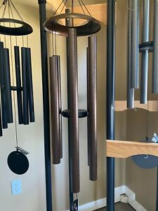 "Corinthian Bells Windchime 50"" Copper Vein (double boxed)"