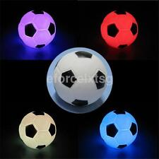 Colors Changing LED Football Night Lights for Kids Table Lamp Best Decor CA