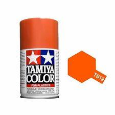 TAMIYA Bombe de Peinture 100ml TS-12 Orange Neuf Jamais ouvert