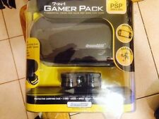 DreamGear 7 in 1 Gamer Pack for PSP 3000 and 2000