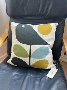 Orla Kiely - Bird cushion