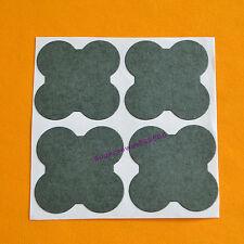 Four joint solid insulation paper adhesive cushion for 18650 square battery pack