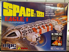 Space: 1999 Eagle 1 Transporter,  MPC 791