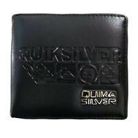 NEW IN BOX Quiksilver Men's Surf Synthetic Leather Wallet Christmas Gift #02