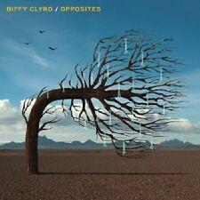 BIFFY CLYRO - OPPOSITES  CD  14 TRACKS ALTERNATIVE ROCK  NEU