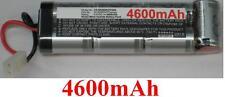 Batterie 8.4V 4600mAh type NS460D47C006 Connecteur Tamiya pour Racing Car