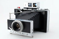 【EXC+3】Polaroid Land Camera Model180 Tominon 114mm f4.5 From Japan Working #507