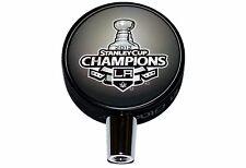 2012 Los Angeles Kings NHL Stanley Cup Champions Hockey Puck Beer Tap Handle