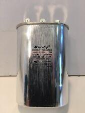 Mascotop CBB65-O Capacitor Oval Dual-370 VAC 25/10 MFD 92033 50/60Hz New