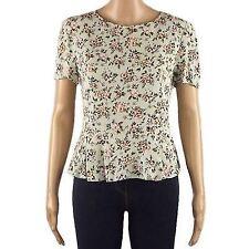 Debenhams Crew Neck Floral Tops & Shirts for Women
