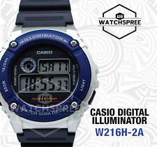 Casio Standard Digital Watch W216H-2A