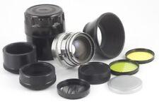 Objectifs manuels pour appareil photo et caméscope Leica M