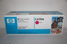 Toner ORIGINAL HP C4193A Magenta  pour Laserjet 4500 & 4550