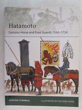 Osprey - Hatamoto: Samurai Horse and Foot Guards 1540-1724  (Elite 178)