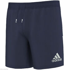 NEW ADIDAS 3 STRIPES CLIMACOOL RUGBY TRAINING MENS MULTI COLOUR SHORTS UK SIZE