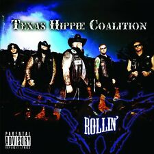 Texas Hippie Coalition - Rollin [New CD] Explicit, Digipack Packaging
