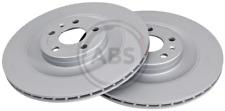ABS 18590 Discos de freno 31400779