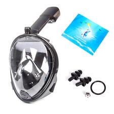 Wasserdichte Schnorchelmaske Voll Gesicht Gr. S/M Free Breathing Design