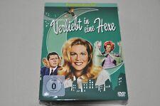 DVD Box Serie - Verliebt in eine Hexe - Staffel 4 - Neu OVP