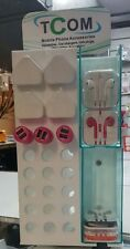 Mobile phone accessories display  for mobile shops, off licences , supermarkets