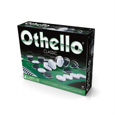 Othello Classic Game, 2 Player Strategy Board Game, Strategic Challenges, Disks