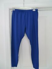 Nwt New Jones New York Sport Purple 1X Yoga Pants Leggings Fitness Exercise $43