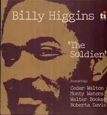 Higgins Billy, The Soldier with Cedar Walton, Timeless SJP 145 LP