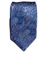 NEW Robert Talbott XL🥇Best of Class🥇 💯% Silk Paisley Neck Tie 155$ Retail NWT