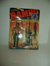 RAMBO THE FORCE OF FREEDOM COLECO RAMBO VINTAGE ACTION FIGURE MOC