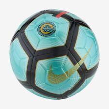 Nike Strike CR7 Cristiano Ronaldo Soccer Ball Size 5 Emerald/Black/Gold New