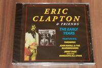 Eric Clapton – Eric Clapton & Friends The Early Years (2018) (CD) (Neu+OVP)