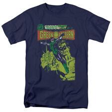Green Lantern DC Comics Vintage Cover Adult T-Shirt Tee