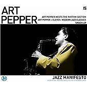 Art Pepper - Jazz Manifesto