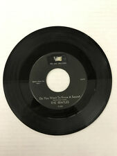 THE BEATLES-DO YOU WANT TO KNOW A SECRET-Black Label-VINYL 6.0, SLEEVE Plain