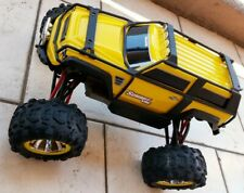 Traxxas Summit Brushless 2.4Ghz  Fast Monster VXL Truck mini 1/16 4WD 4x4 Yellow