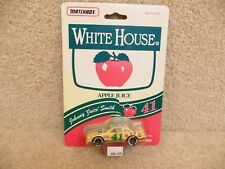 1993 Matchbox NASCAR 1:64 Scale Diecast Johnny Smith White House Apple Juice