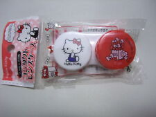 Hello Kitty  contact lens case from JAPAN Brand-new Sanrio