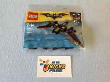 Lego Super Heroes Polybag 30524 The Mini Batwing New//retired/hard to Find