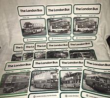 More details for the london bus magazine 1980s joblot