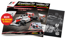 SELECT - MAGAZINE ONLY - Formula 1 / F1 The Car Collection Grand Prix Panini