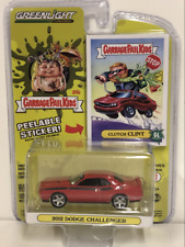2012 Dodge Challenger 1:64 Scale Greenlight 54010F