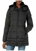 SALE! HFX Women's Nolan Puffer Faux Fur Hooded Jacket VARIETY SIZE/COLOR C23