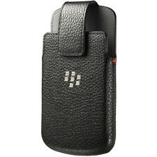 Genuine BlackBerry Classic Q20 Holster Leather Case Cover - Black Acc-60088-001