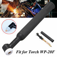 WP-20F Flexible TIG Welding Torch Head Body For Cooled Water 250A Series Machine
