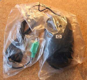 New HP 5188-6230 Rev A Black Computer Mouse NIP