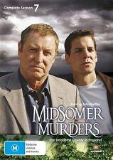 Midsomer Murders : Season 7 (DVD, 2007, 4-Disc Set)